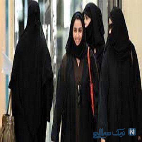 تصاویر زنان عجیب در بیابان های یمن