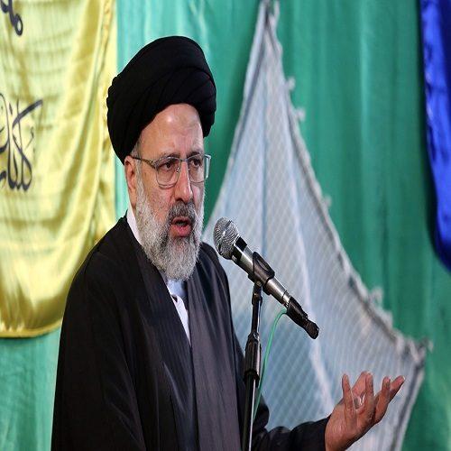 ابراهیم رئیسی در دانشگاه شهید بهشتی: خدا رحم کرد، رئیس جمهور نشدم