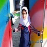 پدر صبا؛ دانش آموز فوت شده : دخترم و دوستش در آغوش هم سوختند + تصاویر