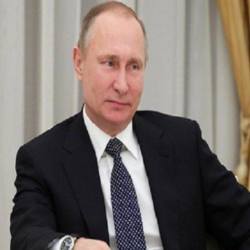 رونمایی از دختر پوتین رئیس جمهور روسیه