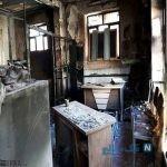 تصاویر منتشر شده از سه دانش آموز دختر جان باخته در آتش سوزی