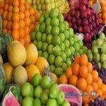 قیمت میوه های شب یلدا در کانادا