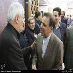 مراسم ترحیم پدر صفدر حسینی رئیس سابق صندوق توسعه ملی