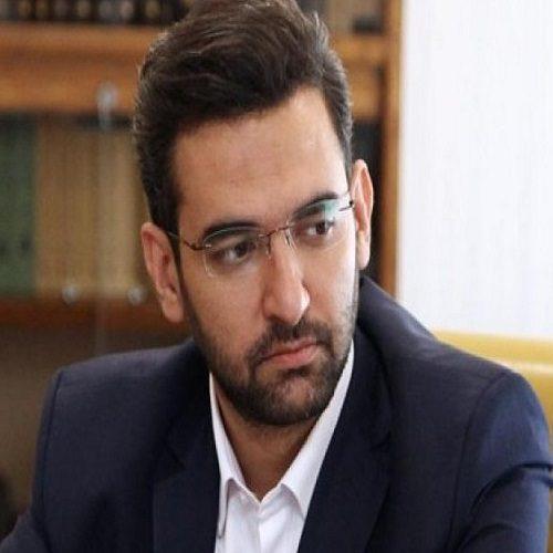 پاسخ لری محمد جواد آذری جهرمی به انتقاد یک کاربر در توییتر