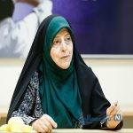 واکنش به پوشش بانوی میزبان معاون رئیس جمهور در شب یلدا + عکس