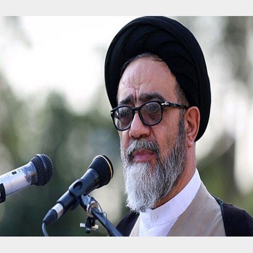 دیدار امام جمعه تبریز در مغازه پیرمرد خبرساز و منصف این روزها