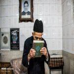 حاج کاظم کبیر صابر پیرمرد معروف بازار تبریز