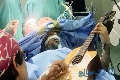 عمل جراحی مغز
