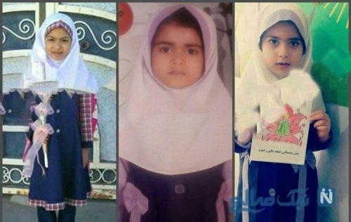 سه دانش آموز دختر