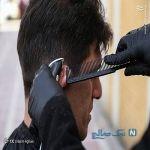 اقدام تحسین برانگیز یک آرایشگر جوان در میدان قزوین