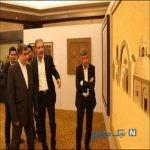 نقاشی ای که در حراج تهران ۴ میلیارد فروش رفت