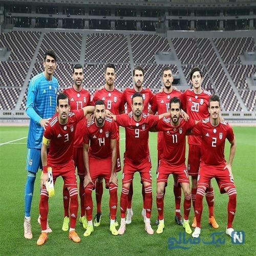 تفریح لاکچری تیم ملی ایران در ابوظبی امارات + تصاویر