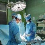 درگیری دو جراح در اتاق عمل + عکس
