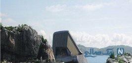 رستوران عجیب که ۵ متر زیر دریا است!