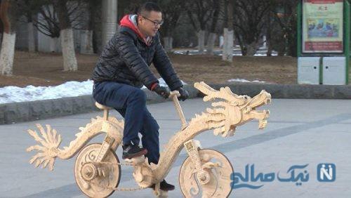 ساخت دوچرخه