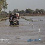 تصاویری وحشتناک از سیل و سیلاب در خوزستان