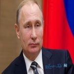 شلیک توپ دی -۳۰ توسط پوتین رئیس جمهور روسیه