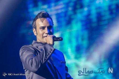 شهرام شکوهی خواننده ایرانی