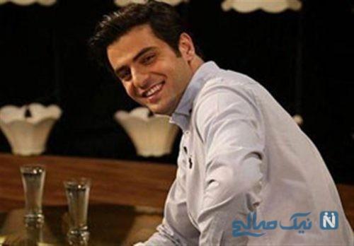 علی ضیا در برنامه