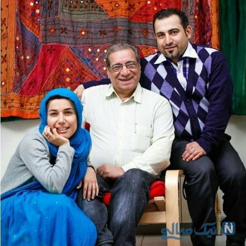 حسین محب اهری بازیگر ایرانی