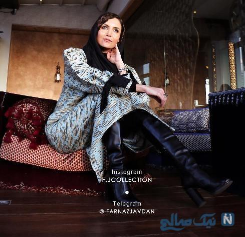 سامیه لک بازیگر ایرانی