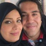 عکس صبا راد و مانی رهنما در کنار سالار عقیلی و همسرش