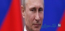 عکس عجیب پوتین روی دستمال توالت وزیر دفاع انگلیس!