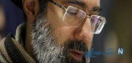 فرزندان رهبر معظم انقلاب در مراسم ترحیم سردار احمد فضائلی