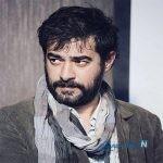 عکس قدیمی شهاب حسینی در چالش عکس ۱۰ ساله