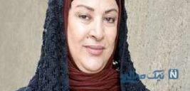 اشک همسر سابق حسین محب اهری در مراسم تشییع وی