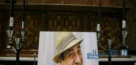 تصاویری از مراسم ترحیم حسن محب اهری با حضور هنرمندان