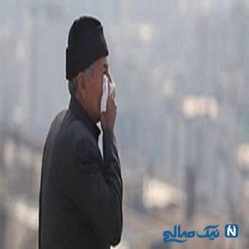 منشا بوی بد و نامطبوع تهران مشخص شد