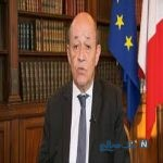 پوشش جنجالی همسر وزیر امور خارجه فرانسه در عراق + عکس