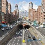 پولی شدن تونل های تهران برای مردم