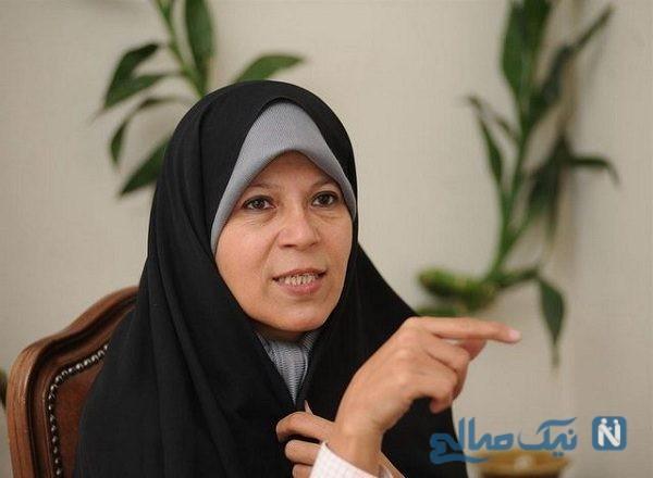 جشن تولد ۵۶ سالگی فائزه هاشمی دختر رفسنجانی / عکس