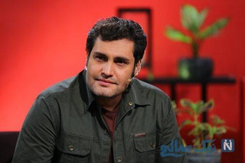 امیرمحمد زند بازیگر ایرانی