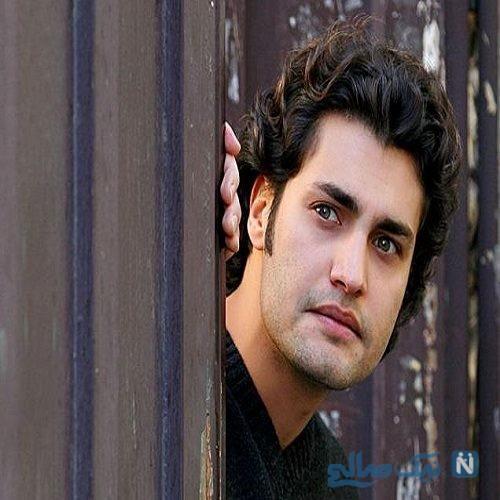امیرمحمد زند بازیگر ایرانی روحانی شد!