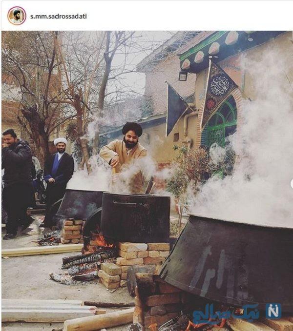 روحانی مشهور