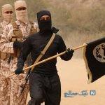 دختر دانش آموز که از یک داعشی صاحب فرزند شد + تصاویر