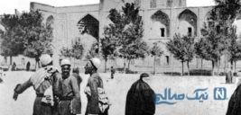گروهی از اشرار تهران در دوره قاجار