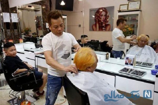 اصلاح رایگان موی سر