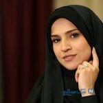 انتقاد زهرا چخماقی خبرنگار ایرانی از لباس های عجیب بازیگران! +عکس