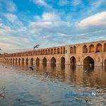 حال و هوای اصفهان پس از بازگشایی زاینده رود + تصاویر