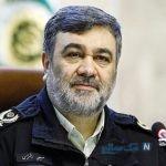 اولین تصویر از فرمانده ناجا پس از انتشار خبر ترور