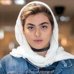 تیپ عجیب و غریب ریحانه پارسا در جشنواره فجر