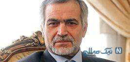حسین فریدون برادر رئیس جمهور مقابل میز محاکمه + تصاویر