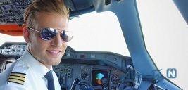 ماجرای عجیب خلبان بوئینگ که در حین پرواز خوابش برد! + عکس