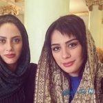 تصویری از خواهران سینمایی مشهور درکنار پدر بازیگرشان