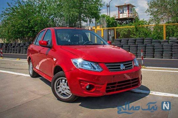 خودروی ایرانی آقای سفیر در کشور ایران / عکس