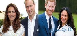 قانون شکنی های دو عروس سلطنتی انگلستان